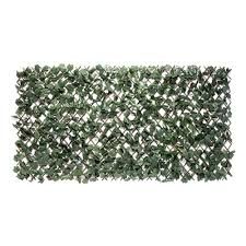 Naturae Decor 36 Inch X 72 Inch Expandable Ivy Leaf Trellis The Home Depot Canada