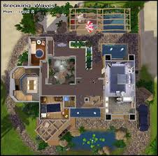 mod the sims breaking waves