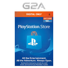 playstation network 50 usd code psn
