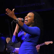Adriana Evans: Jazz Cafe, London 24/06/11