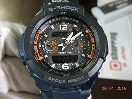 Live Photos] G-Shock GW-3500B-2AJF