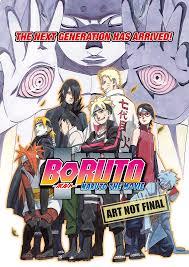 Boruto Naruto The Movie Poster - Supanova Comic Con & Gaming