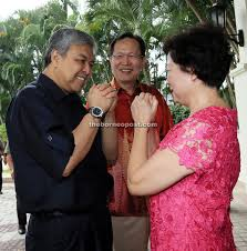 Federal government willing to review policies affecting Chinese community —  Ahmad Zahid | Borneo Post Online