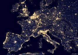 """L'inquinamento luminoso """"spegne"""" la notte: le luci delle città ..."""