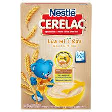 Ưu và nhược điểm của bột ăn dặm Nestle, có mấy loại, giá bao nhiêu ...