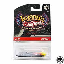 ᐅ Hot Wheels Wild Thing Larry S Garage 5 20 Long Card