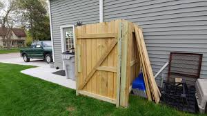 Removable Fence Panel 2nd Video Youtube