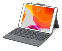Logitech Combo Touch Keyboard Case with Trackpad for iPad Air (3rd  generation) - Apple