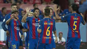 Il Barcellona non perde tempo: 2-0 al Siviglia con Suarez e Munir ...