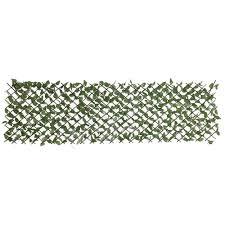 Wilko Expanding Artificial Leaf Trellis 2m X 1m Wilko
