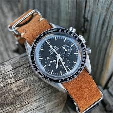 omega sdmaster watch band strap