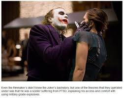 cool facts about the dark knight others