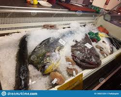 Fish market food france editorial stock ...