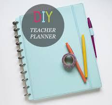 diy teacher planner binder ms houser
