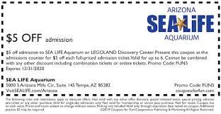 sea life arizona aquarium in