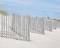 Beach Fence Photo Coastal Decor Beach Photography Beach Etsy