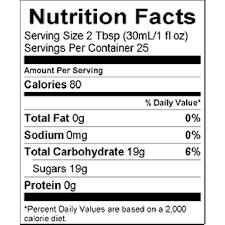 torani blue curacao syrup 750 ml gl