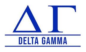 Delta Gamma Stickers Decals Greek Gear