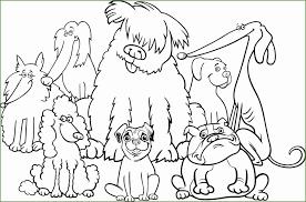Honden Kleurplaat Printen