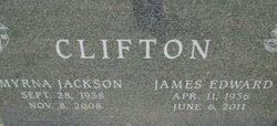Myrna Loy Jackson Clifton (1938-2008) - Find A Grave Memorial