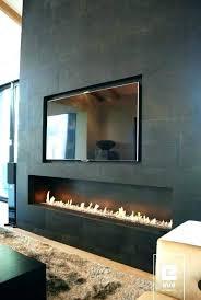 wood burning stove wall ideas fireplace