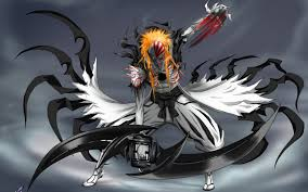 bleach anime hollow ichigo anime