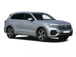 volkswagen touareg sel estate lease