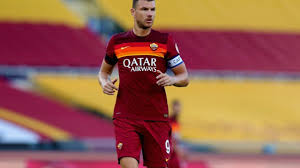 Roma To Let Captain Edin Dzeko Decide Future Amid Links To Inter & Juventus  Italian Media Claims