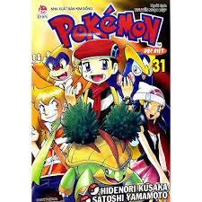 Sách - Pokemon Đặc Biệt - Tập 31