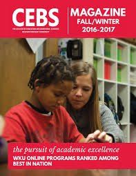 CEBS Fall / Winter 2016-2017 by WKU CEBS - issuu