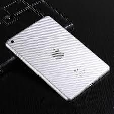 3d Matte Carbon Fiber Film For Ipad Pro 11 12 9 2020 Back Screen Protector For Ipad 9 7 2018 5 6 Mini 2 4 Back Sticker Cover Phone Screen Protectors Aliexpress