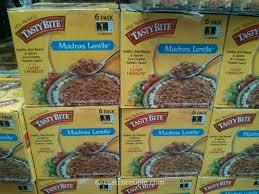 tasty bites madras lentils