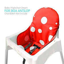 ikea antilop highchair seat covers