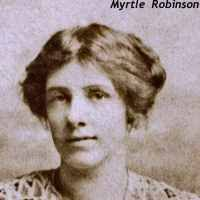 Myrtle Robinson (1891-1973) • FamilySearch