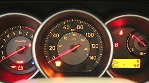 2016 nissan versa hatchback warning
