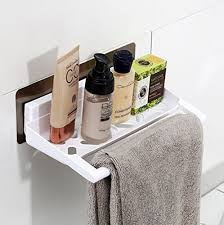 zcargel no trace stick wall mount shelf