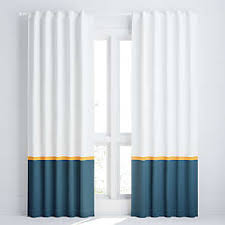 Kids Room Curtains Curtain Hardware Crate And Barrel