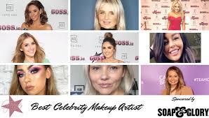 the gossies 2020 best celebrity makeup