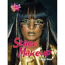 Stage Makeup by Cathy West