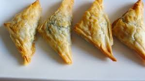 greek spinach and feta puff pastry