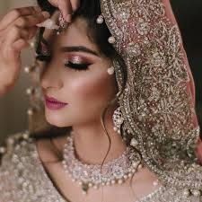 perfect bridal look