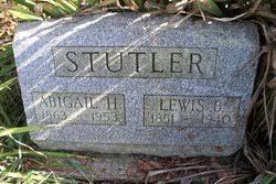 """Abigail Hoffman """"Hettie"""" Davis Stutler (1863-1953) - Find A Grave Memorial"""