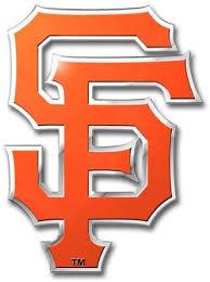 Amazon Com Mlb San Francisco Giants Die Cut Color Automobile Emblem Automotive Decorative Emblems Sports Outdoors