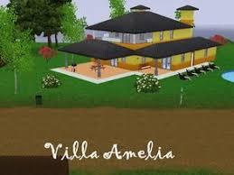 sims 3 lots villa