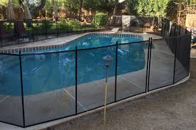 Near Drowning While Installing Paradise Valley Pool Fence Protect A Child Pool Fence Of Phoenix
