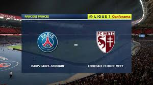 PSG VS METZ | FRANCE LIGUE 1 FULL MATCH, GOALS, HIGHLIGHTS AND RESULTS -  YouTube