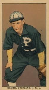 Ivy Olson Baseball Cards