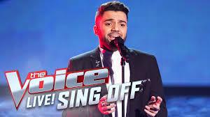 Robin Johnson - 'Don't Let Me Down' | The Voice Australia 2017 ...