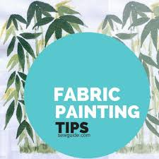 how to paint fabric top tips for