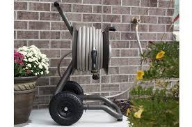 garden hose reel carts reviews